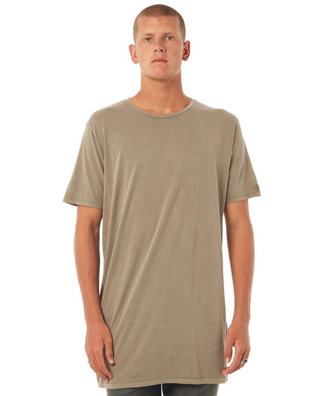 PIGMENT BEIGE MENS CLOTHING ZANEROBE TEES - 108-TDKIPBGE