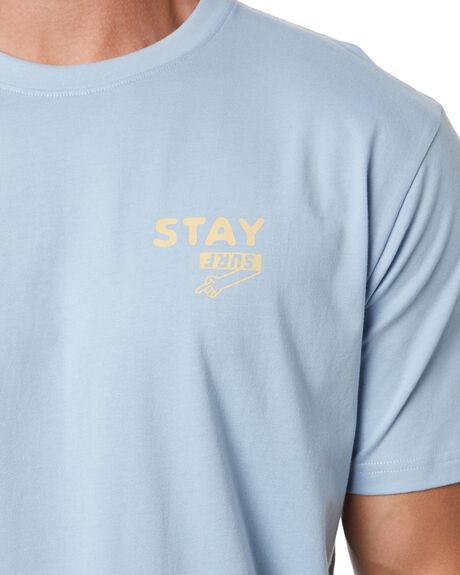 DENIM MENS CLOTHING STAY TEES - STE-20405DNM