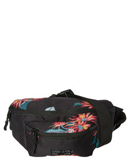 BLACK WOMENS ACCESSORIES ELEMENT BAGS + BACKPACKS - 284541ABLK