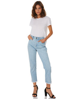 BLUE STONE WOMENS CLOTHING THE HIDDEN WAY JEANS - H8184194BLUST