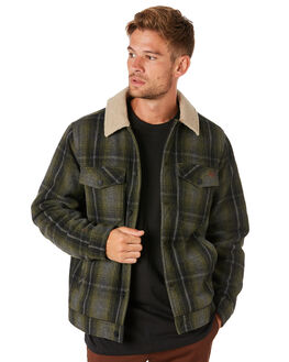 MILITARY MENS CLOTHING BILLABONG JACKETS - 9595909MILTR