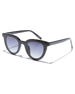 BLACK WOMENS ACCESSORIES MINKPINK SUNGLASSES - MNP1808255BLK