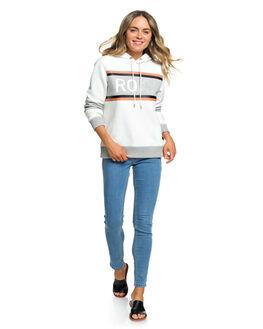 MARSHMALLOW WOMENS CLOTHING ROXY JUMPERS - ERJFT04013-WBT0