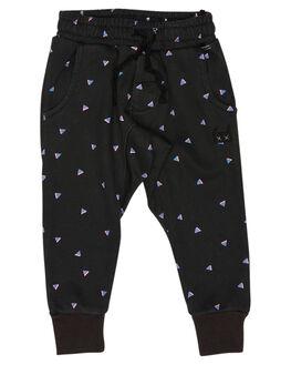 BLACK OUTLET KIDS MUNSTER KIDS CLOTHING - MK172TR02BLK
