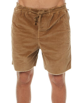 SAND MENS CLOTHING THE CRITICAL SLIDE SOCIETY SHORTS - ASW1705SAND