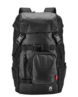 BLACK BLACK MENS ACCESSORIES NIXON BAGS + BACKPACKS - C2950004