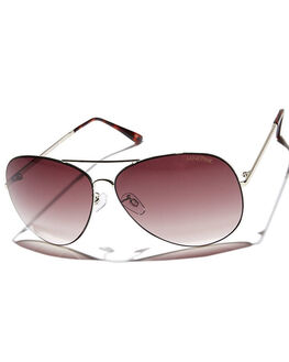 GOLD BROWN GRAD WOMENS ACCESSORIES MINKPINK SUNGLASSES - MNP1108028GLD