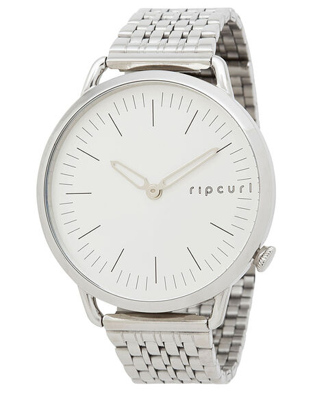 SILVER WOMENS ACCESSORIES RIP CURL WATCHES - A2985G0544
