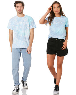 MULTI MENS CLOTHING DYED TEES - DY1001SCTIDYE