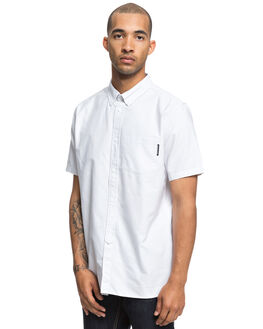 GLACIER GRAY MENS CLOTHING DC SHOES SHIRTS - EDYWT03213SEY0