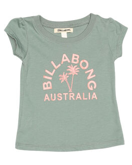 MOSS KIDS TODDLER GIRLS BILLABONG TEES - 5571011MOSS
