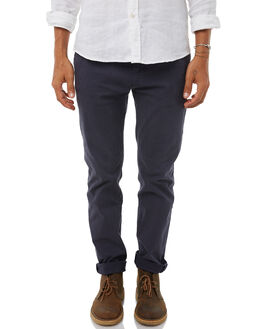 NAVY MENS CLOTHING ACADEMY BRAND PANTS - 18W109NVY