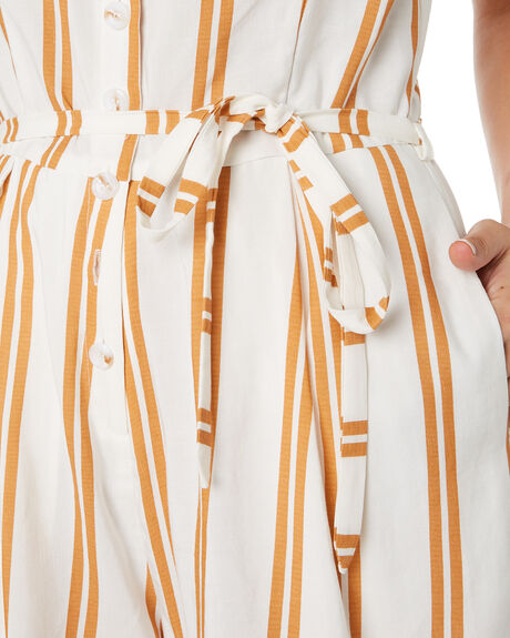 MARYEL STRIPE OUTLET WOMENS SANCIA PLAYSUITS + OVERALLS - 821AMAR