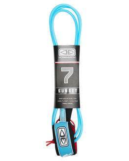 BLUE BOARDSPORTS SURF OCEAN AND EARTH LEASHES - LS70BLU