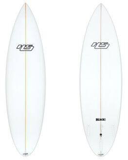 WHITE BOARDSPORTS SURF HAYDENSHAPES SURFBOARDS - HSBLKNOISEWHITEB