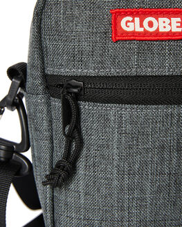 CHARCOAL MENS ACCESSORIES GLOBE BAGS + BACKPACKS - GB71939012CHAR