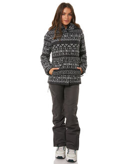 WANDERING BLACK BOARDSPORTS SNOW BILLABONG WOMENS - F6JF02WANBK