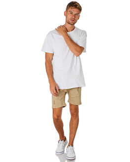 OXFORD TAN MENS CLOTHING NENA AND PASADENA SHORTS - NPMFS002OTAN