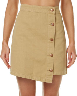 CAMEL WOMENS CLOTHING MINKPINK SKIRTS - MD1602930CAM