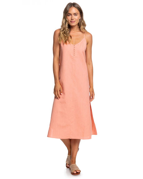 CANYON CLAY WOMENS CLOTHING ROXY DRESSES - ERJWD03392-MJR0