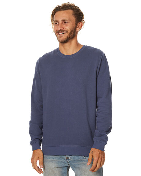 INK BLUE MENS CLOTHING SWELL JUMPERS - S5173451INK