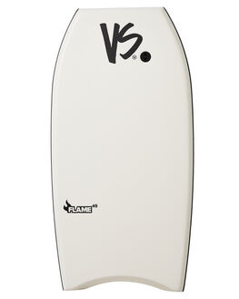 WHITE FLURO GREEN BOARDSPORTS SURF VS BODYBOARDS BODYBOARDS - VSFLAME45WHWHIFG