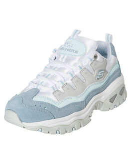 OCEAN TIDE WOMENS FOOTWEAR SKECHERS SNEAKERS - 13414OTDE