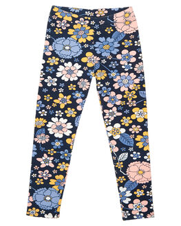 FLOWER POWER KIDS TODDLER GIRLS EVES SISTER PANTS - 8010040FLW