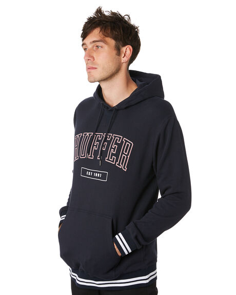 NAVY MENS CLOTHING HUFFER JUMPERS - MHD93S3001NVY