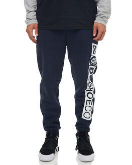 DARK INDIGO MENS CLOTHING DC SHOES PANTS - EDYFB03044BYJ0