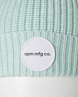 LIGHT BLUE WOMENS ACCESSORIES RPM HEADWEAR - 9WAC03D8LTBL