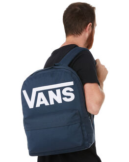 DRESS BLUES WHITE MENS ACCESSORIES VANS BAGS + BACKPACKS - VNA3I6R5S2BLU