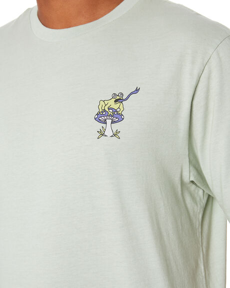 SPEARMINT MENS CLOTHING NO NEWS TEES - N5194000SPRMT