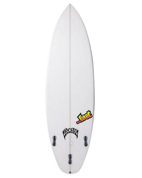 CLEAR BOARDSPORTS SURF LOST SURFBOARDS - LONEWV2CLR