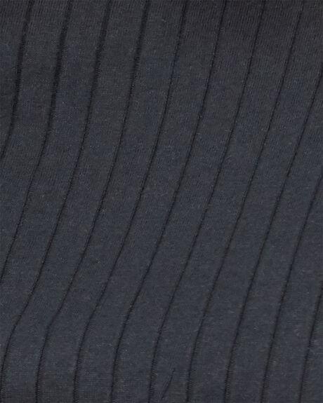 BLACK WOMENS CLOTHING BILLABONG FASHION TOPS - BB-6508134-BLK