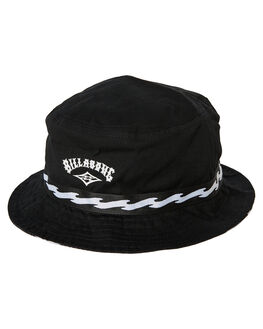 BLACK MENS ACCESSORIES BILLABONG HEADWEAR - 9695355MBLK