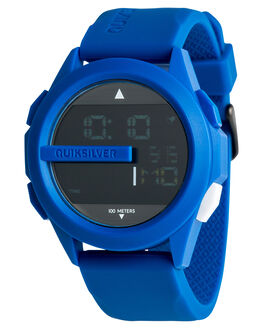 OLYMPIAN BLUE MENS ACCESSORIES QUIKSILVER WATCHES - EQYWD03003BQZ0