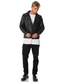 BLACK MENS CLOTHING NEUW JACKETS - 31497783