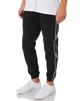 BLACK MENS CLOTHING ZANEROBE PANTS - 704-VERIBLK