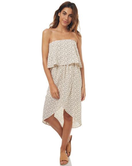 MULTI WOMENS CLOTHING MINKPINK DRESSES - MP1705464MULTI