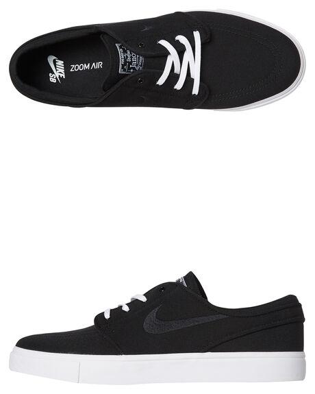 1043cf2a593d Nike Mens Sb Zoom Stefan Janoski Shoe - Black White