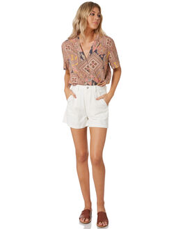 SHELL WOMENS CLOTHING WRANGLER SHORTS - W-951555-D80