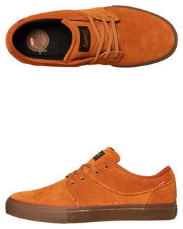 RUST MENS FOOTWEAR GLOBE SNEAKERS - GBMAHALO-19985
