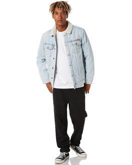 SILVER BLUES MENS CLOTHING WRANGLER JACKETS - 901729NA0
