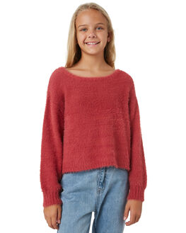 HOLLYBERRY KIDS GIRLS EVES SISTER JUMPERS + JACKETS - 9550033RED