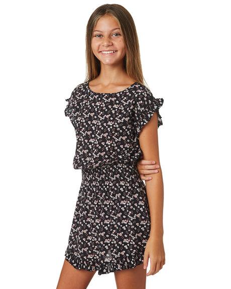 PRINT KIDS GIRLS EVES SISTER DRESSES + PLAYSUITS - 9520009PRNT
