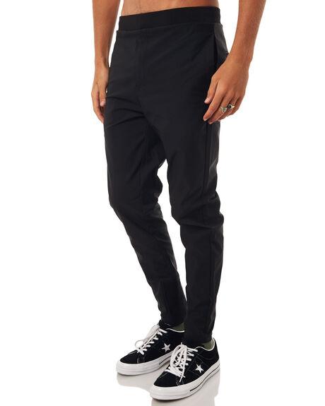 BLACK MENS CLOTHING ZANEROBE PANTS - 702-TDKBLK