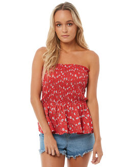 MULTI WOMENS CLOTHING MINKPINK FASHION TOPS - MP1708419MULTI