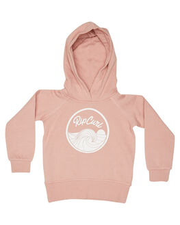 DUSK PINK KIDS GIRLS RIP CURL JUMPERS + JACKETS - FFEAV19712