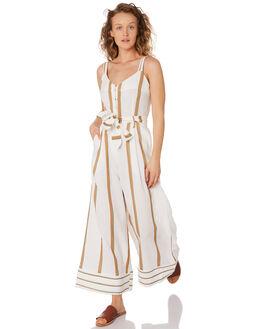 JOLA STRIPE WOMENS CLOTHING SANCIA PLAYSUITS + OVERALLS - 841AJOLA